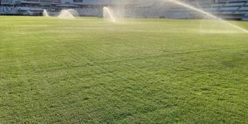 Projetos de Sistema de irrigação