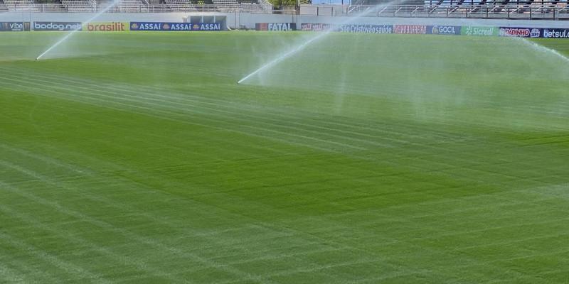Um projeto de irrigação (corretamente dimensionado e instalado) faz a diferença!